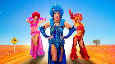Priscilla Queen Of The Desert The Musical at New Wimbledon Theatre