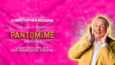The Great British Pantomime Awards 2019 at New Wimbledon Theatre