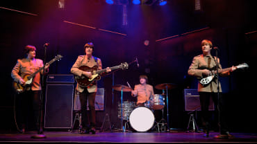 The Magic of the Beatles at New Wimbledon Theatre