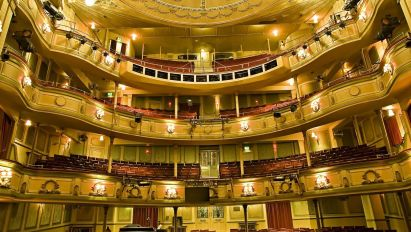 Theatre Royal, Brighton Internal