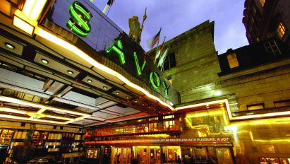 Savoy Theatre External