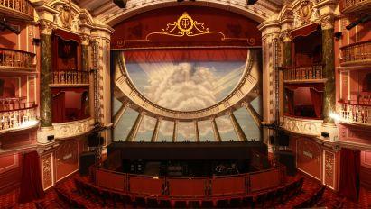 New Wimbledon Theatre Internal