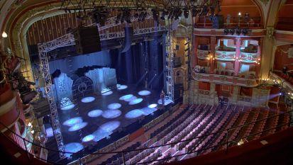 Bristol Hippodrome Inside