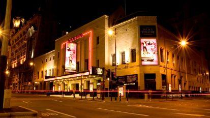 Palace Theatre Manchester External