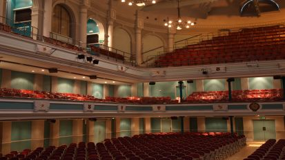 Victoria Hall Internal