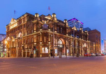 Glasgow King's Theatre external