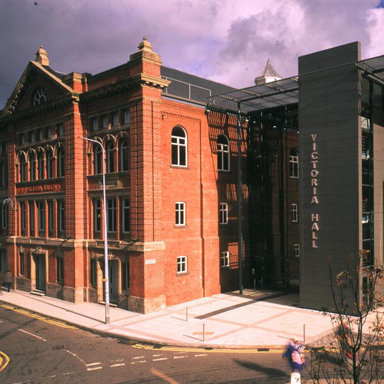Victoria Hall External