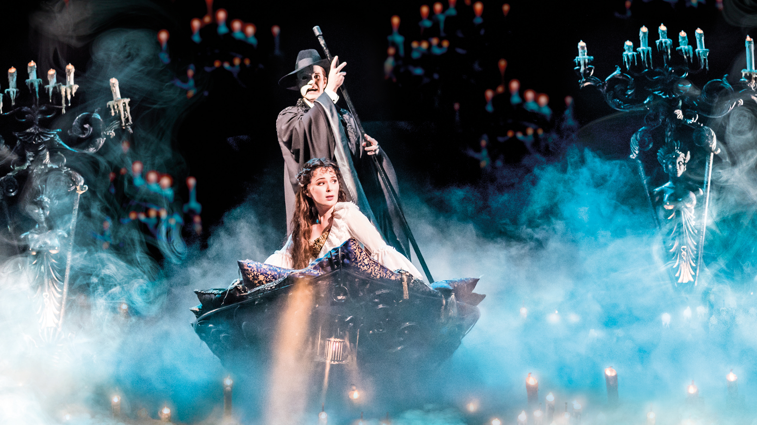 The Phantom Of The Opera Palace Theatre Manchester Atg Tickets