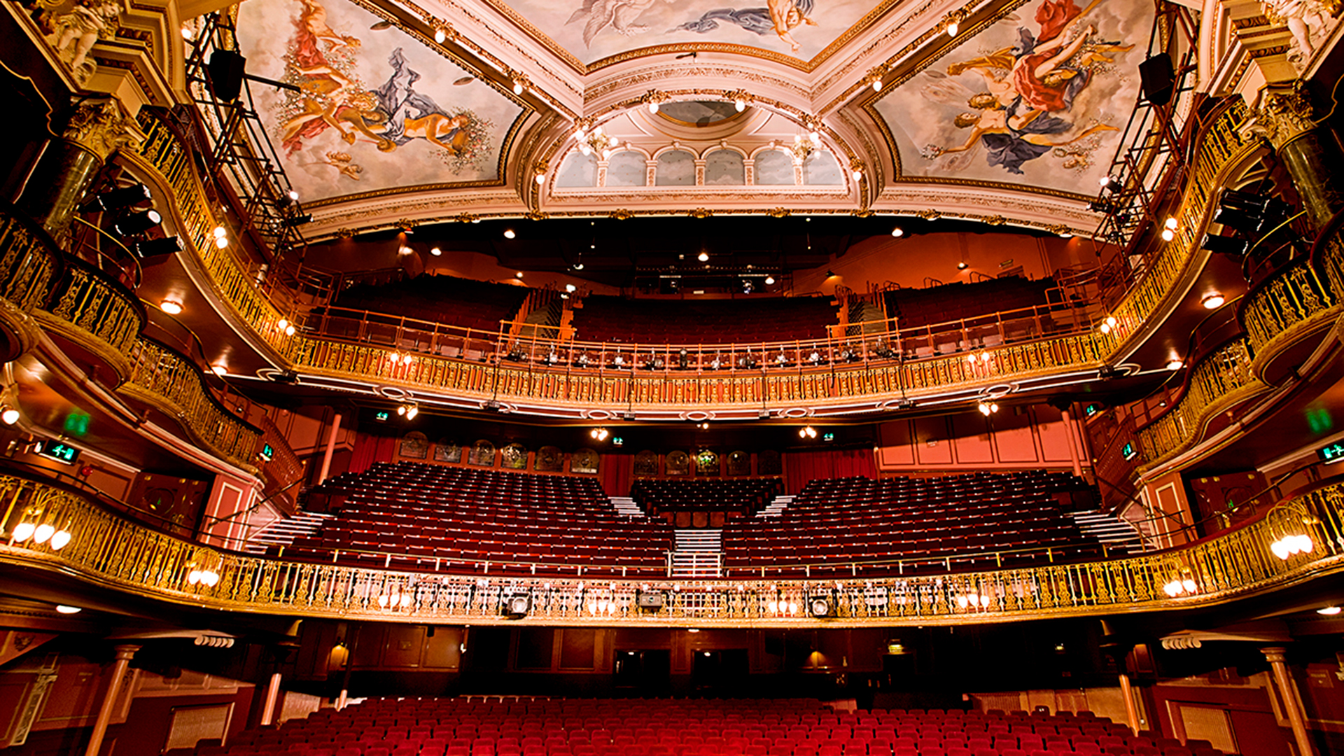 New Wimbledon Theatre Internal