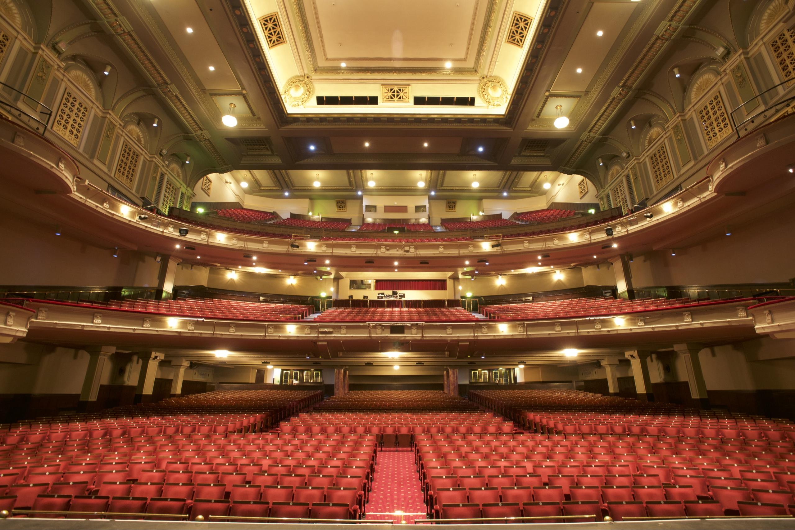 Edinburgh Playhouse Box Office | Buy Tickets Online | ATG Tickets