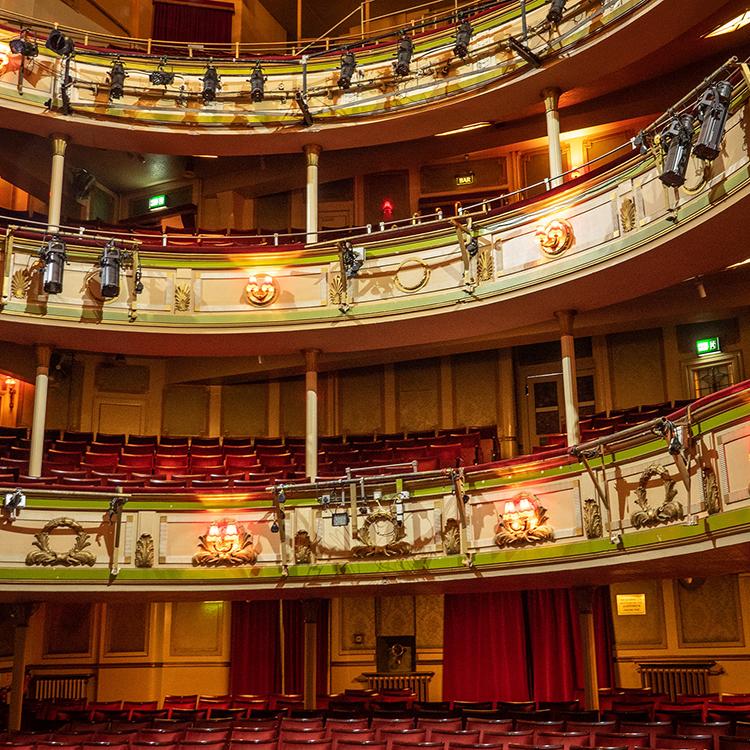 Theatre Royal, Brighton External