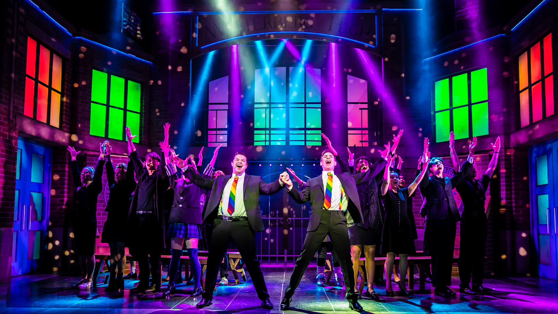Heathers The Musical Tickets | Musicals Tours & Dates | ATG Tickets