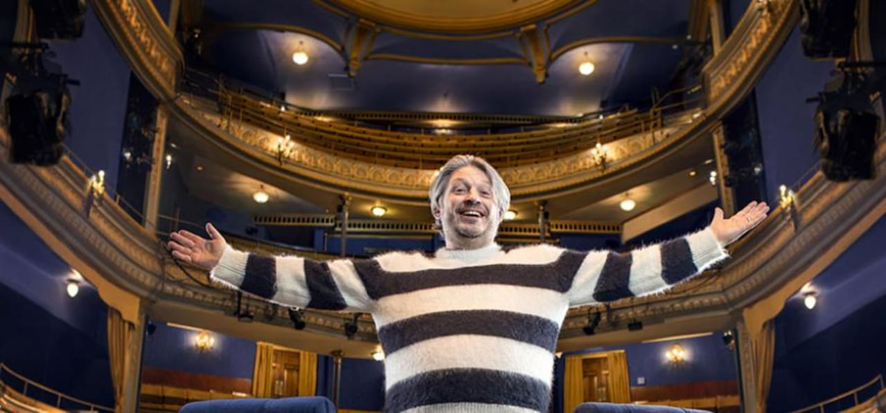 Richard Herring: RHLSTP