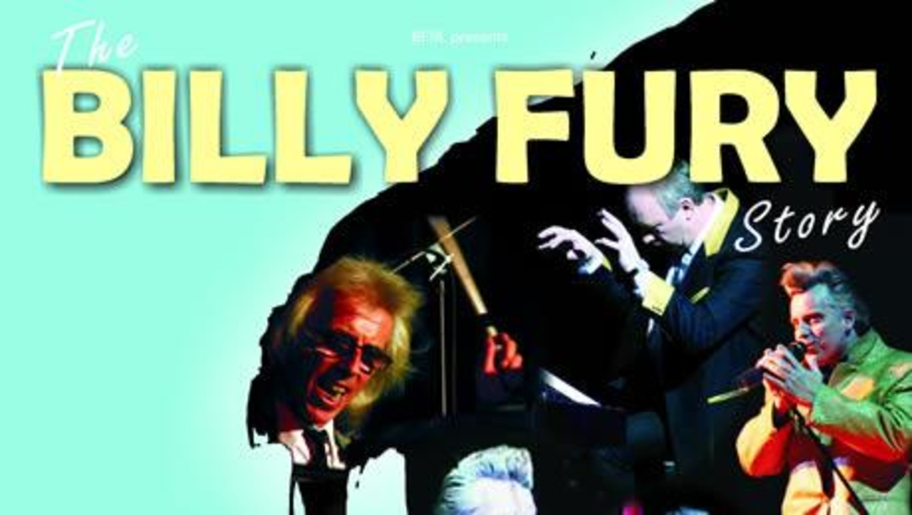 Halfway to Paradise: The Billy Fury Story