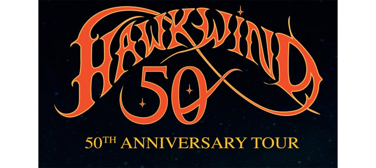 Hawkwind 50th Anniversary UK Tour