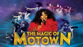 The Magic of Motown at Milton Keynes Theatre