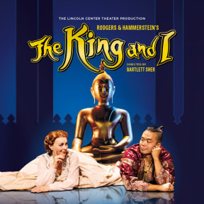 The King and I at Edinburgh Playhouse