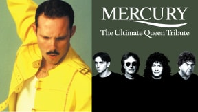 Mercury - The Ultimate Queen Tribute at Princess Theatre, Torquay