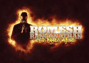 Romesh Ranganathan - The Cynic's Mixtape at Bristol Hippodrome Theatre