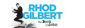 Rhod Gilbert - The Book of John at Bristol Hippodrome Theatre