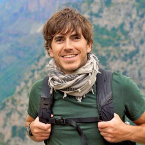 An Audience with Simon Reeve at Leas Cliff Hall, Folkestone