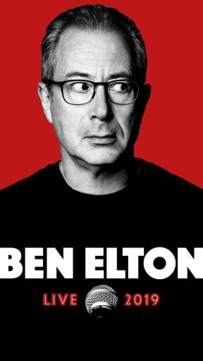 Ben Elton Live at Leas Cliff Hall, Folkestone