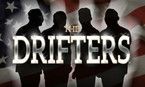 The Drifters at Victoria Hall, Stoke-on-Trent