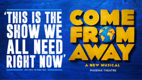 Come From Away at Phoenix Theatre