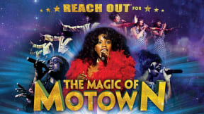 The Magic of Motown at Victoria Hall, Stoke-on-Trent