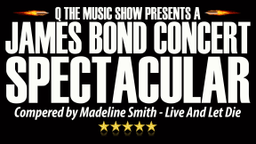 The James Bond Concert Spectacular at New Victoria Theatre, Woking