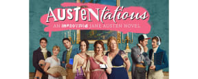Austentatious at Fortune Theatre