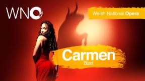 Welsh National Opera - Carmen at Milton Keynes Theatre