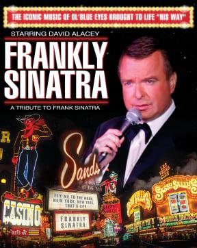 Frankly Sinatra at Leas Cliff Hall, Folkestone