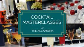Cocktail Masterclass at The Alexandra, Birmingham