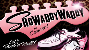 Showaddywaddy at Regent Theatre, Stoke-on-Trent