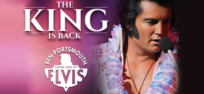 The King Is Back - Ben Portsmouth is Elvis at Princess Theatre, Torquay