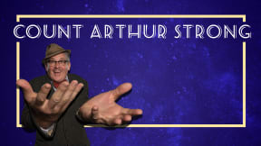Count Arthur Strong at Liverpool Empire