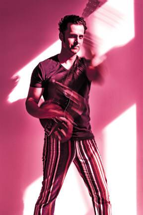 Dweezil Zappa at Palace Theatre Manchester