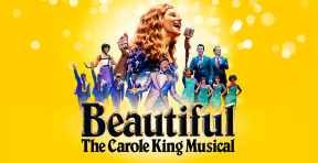 Beautiful - The Carole King Musical at Milton Keynes Theatre