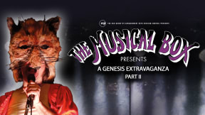 The Musical Box - A Genesis Extravaganza Part II at King's Theatre, Glasgow