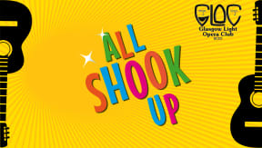 All Shook Up at King's Theatre, Glasgow