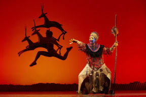 Disney's The Lion King at Palace Theatre Manchester