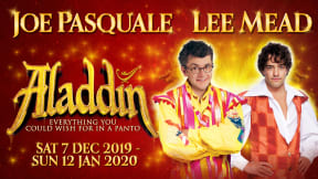 Aladdin at Milton Keynes Theatre
