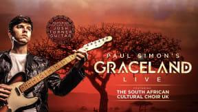 A Celebration of Paul Simon's Graceland Live at Edinburgh Playhouse