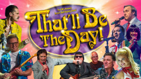 That'll Be The Day at King's Theatre, Glasgow