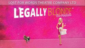 Legally Blonde at Rhoda McGaw Theatre, Woking