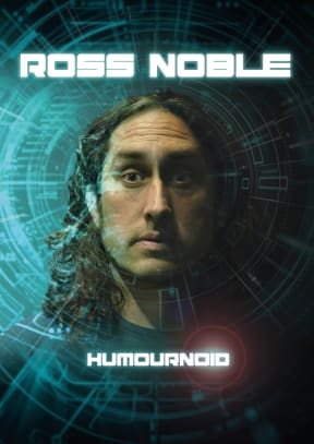 Ross Noble: Humournoid at New Theatre Oxford