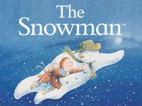 The Snowman at Milton Keynes Theatre