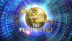 Strictly Come Dancing The Professionals at Edinburgh Playhouse