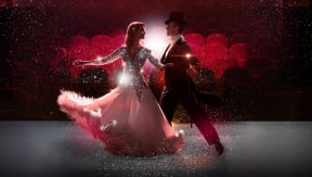Anton & Erin - Dance Those Magical Movies at New Theatre Oxford
